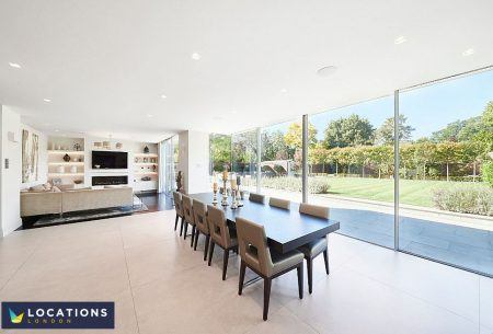 Large House in Kew Suitable for Filming