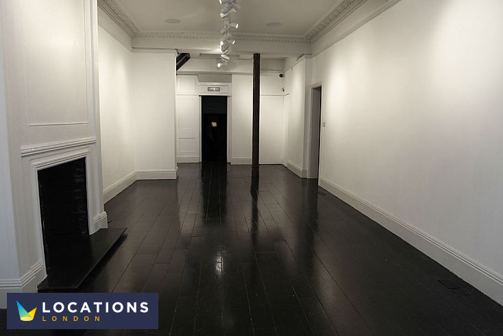E98 - Blank Canvas Event Space | Locations London
