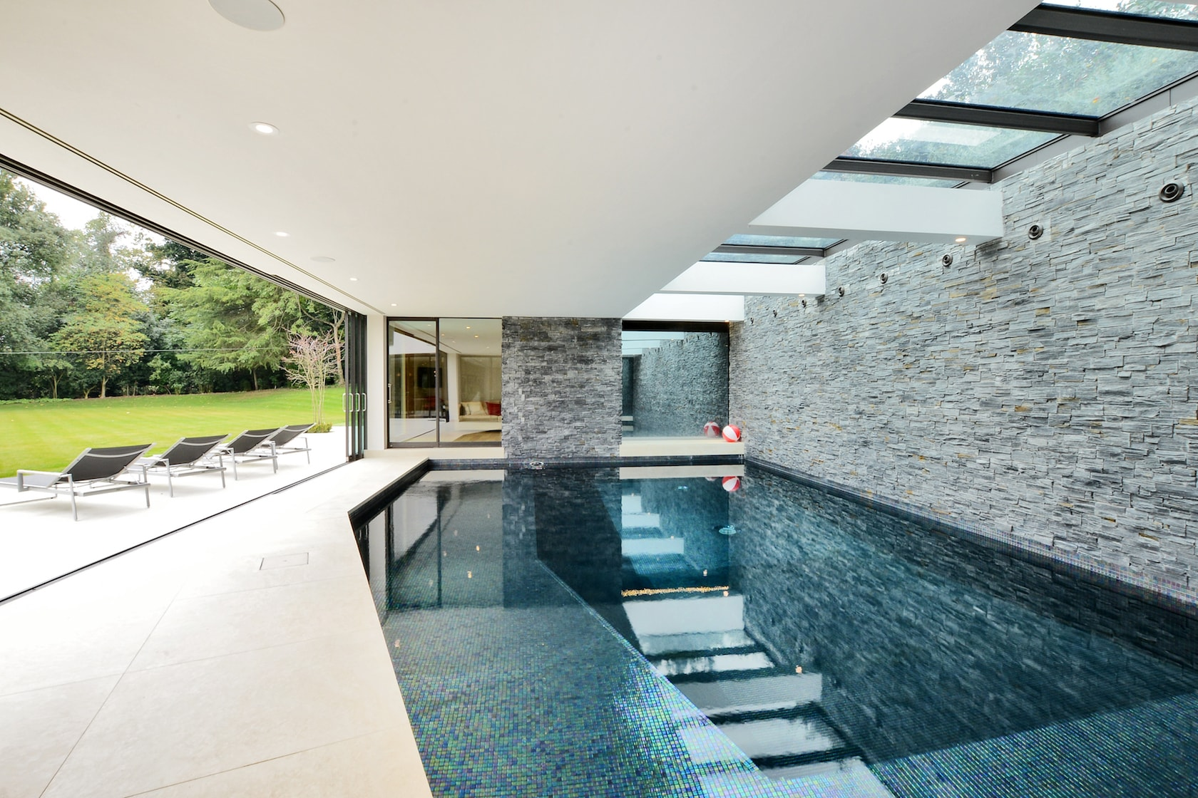 Swimming Pool Located in London