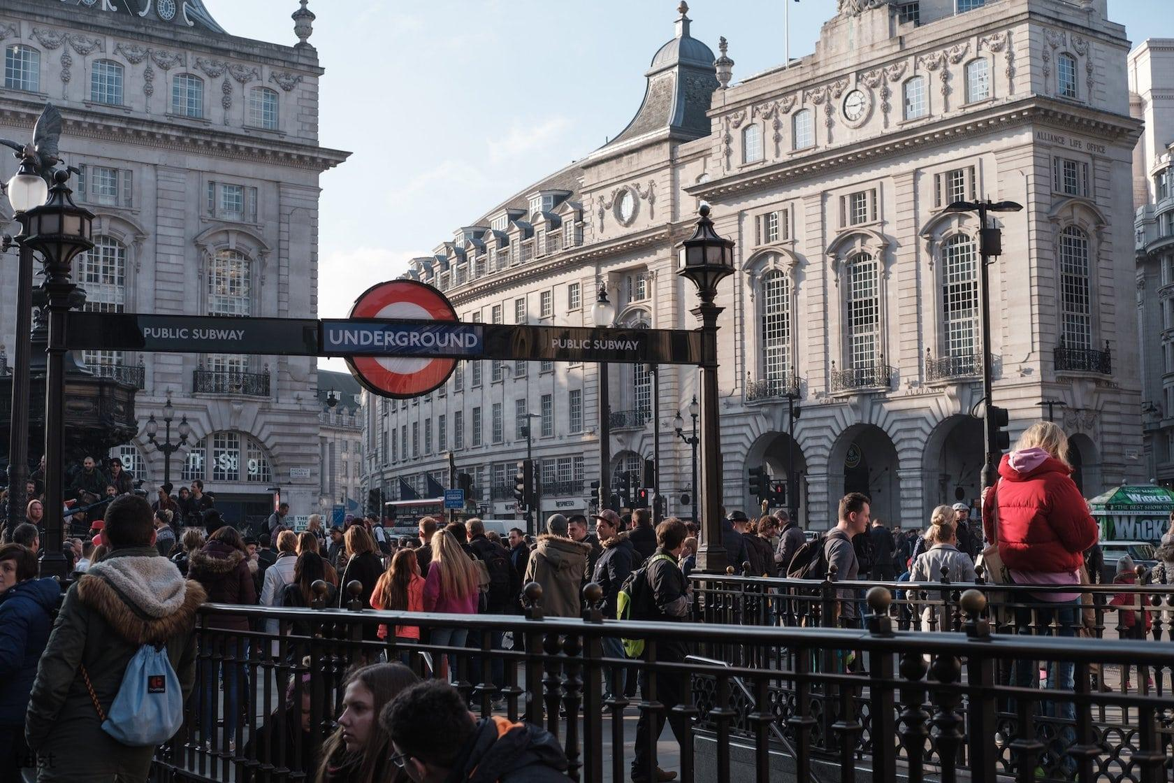 London Underground Event Hire
