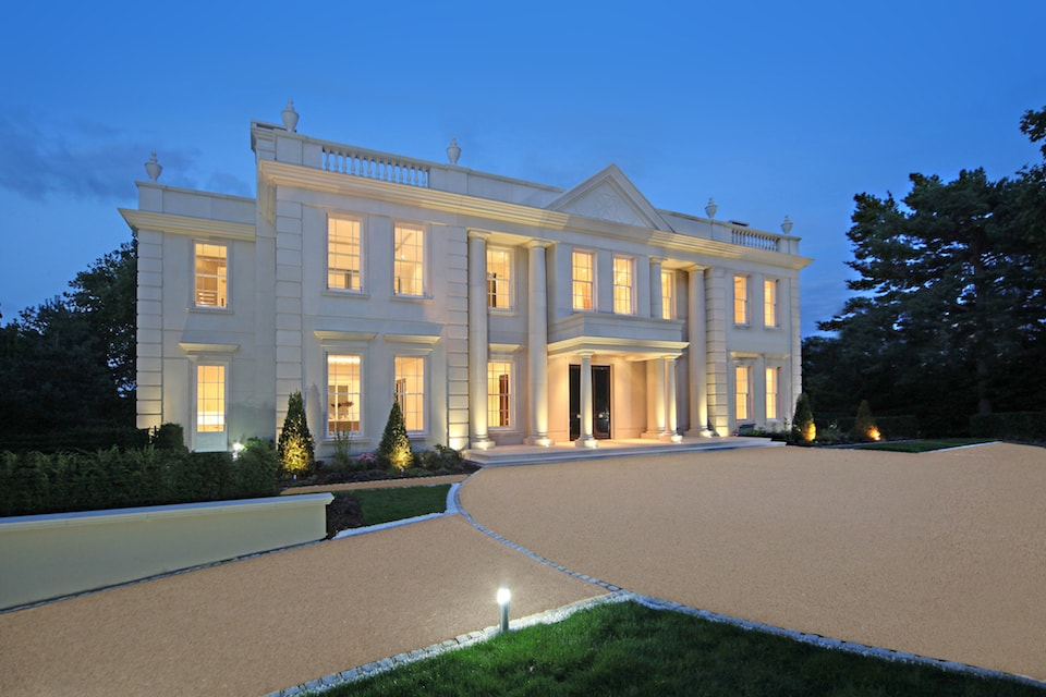 Mansions hire Locations London