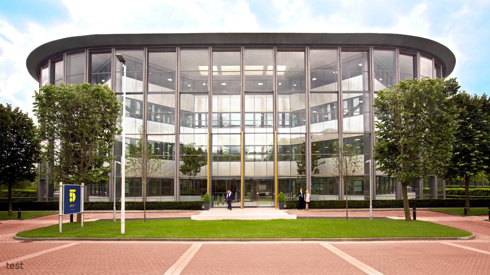 Office Filming Location London