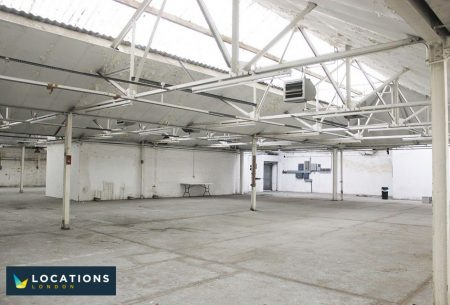6,000 sq ft Warehouse in South London