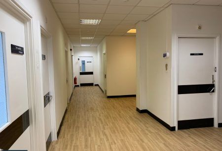 Hospital Location Uxbridge
