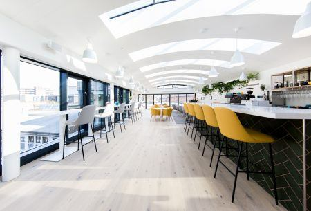Clerkenwell Rooftop Event Space