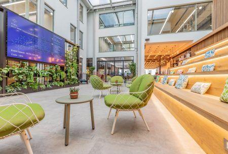 Light & Modern Serviced Offices