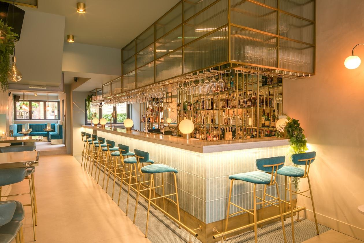 Modern Cocktail Bar