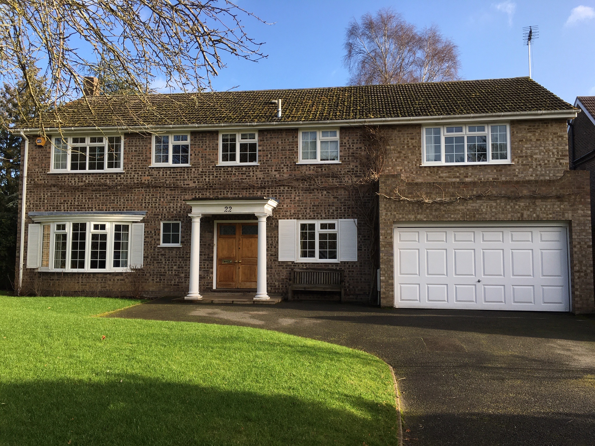 A Detached Family Home
