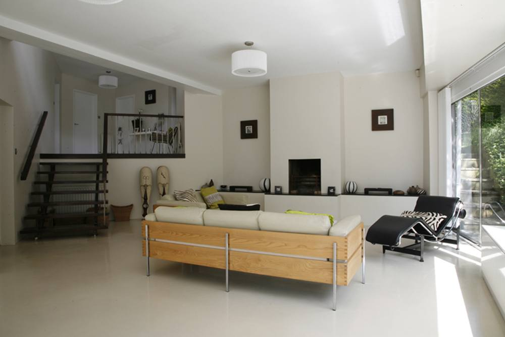 Modernised 60's House