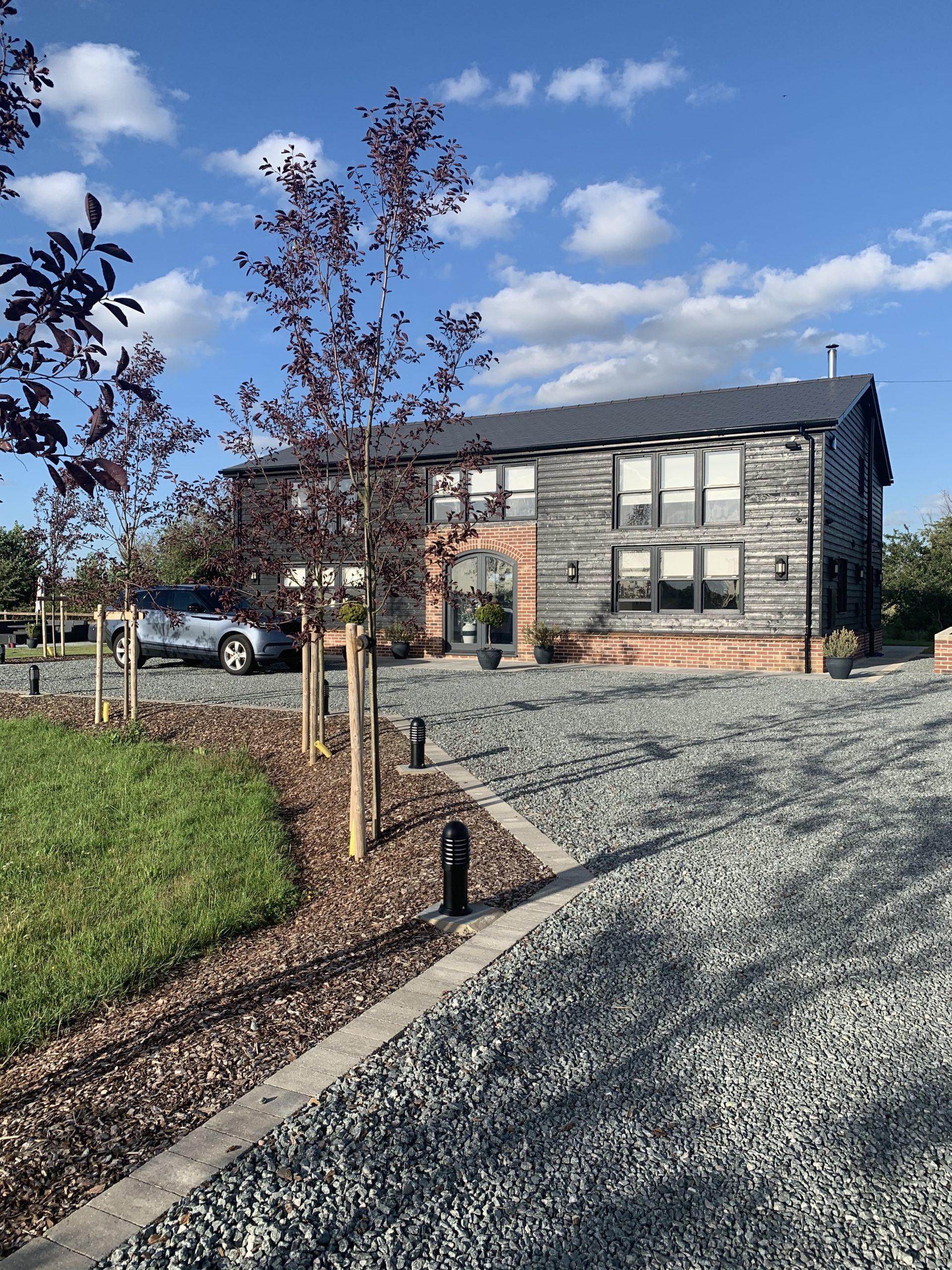 New Build Barn Conversion