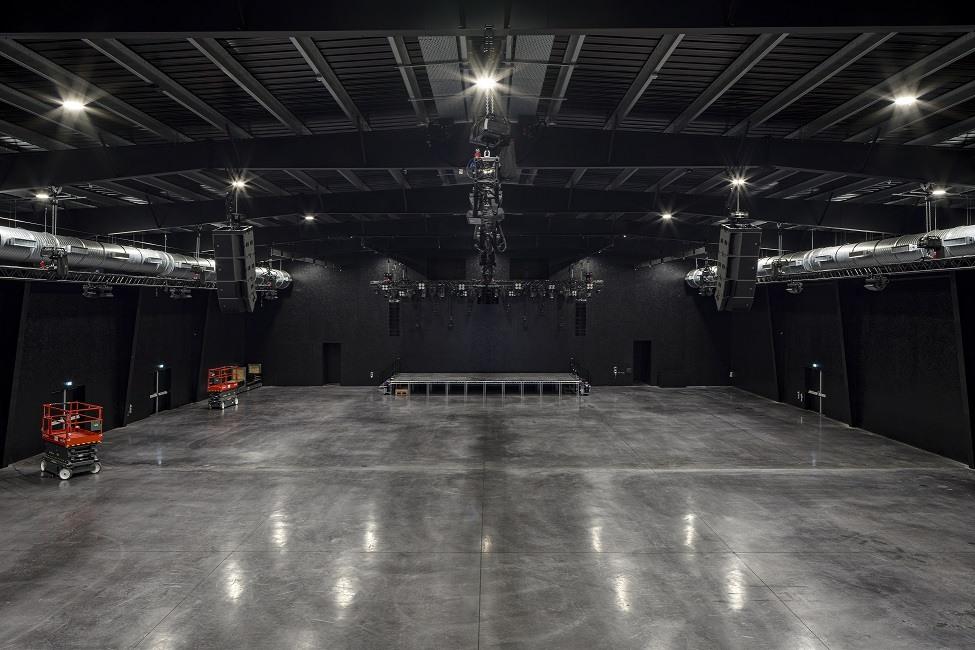 Greenwich studio and event facility