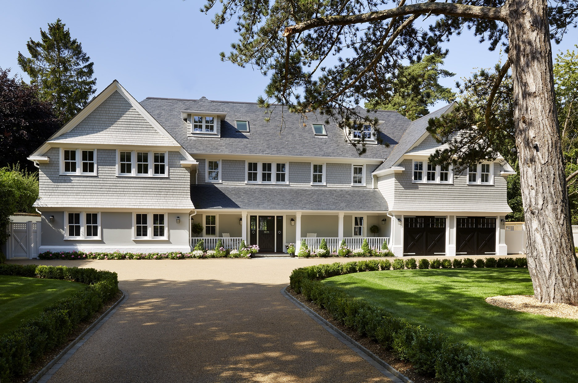 American Style Mansion