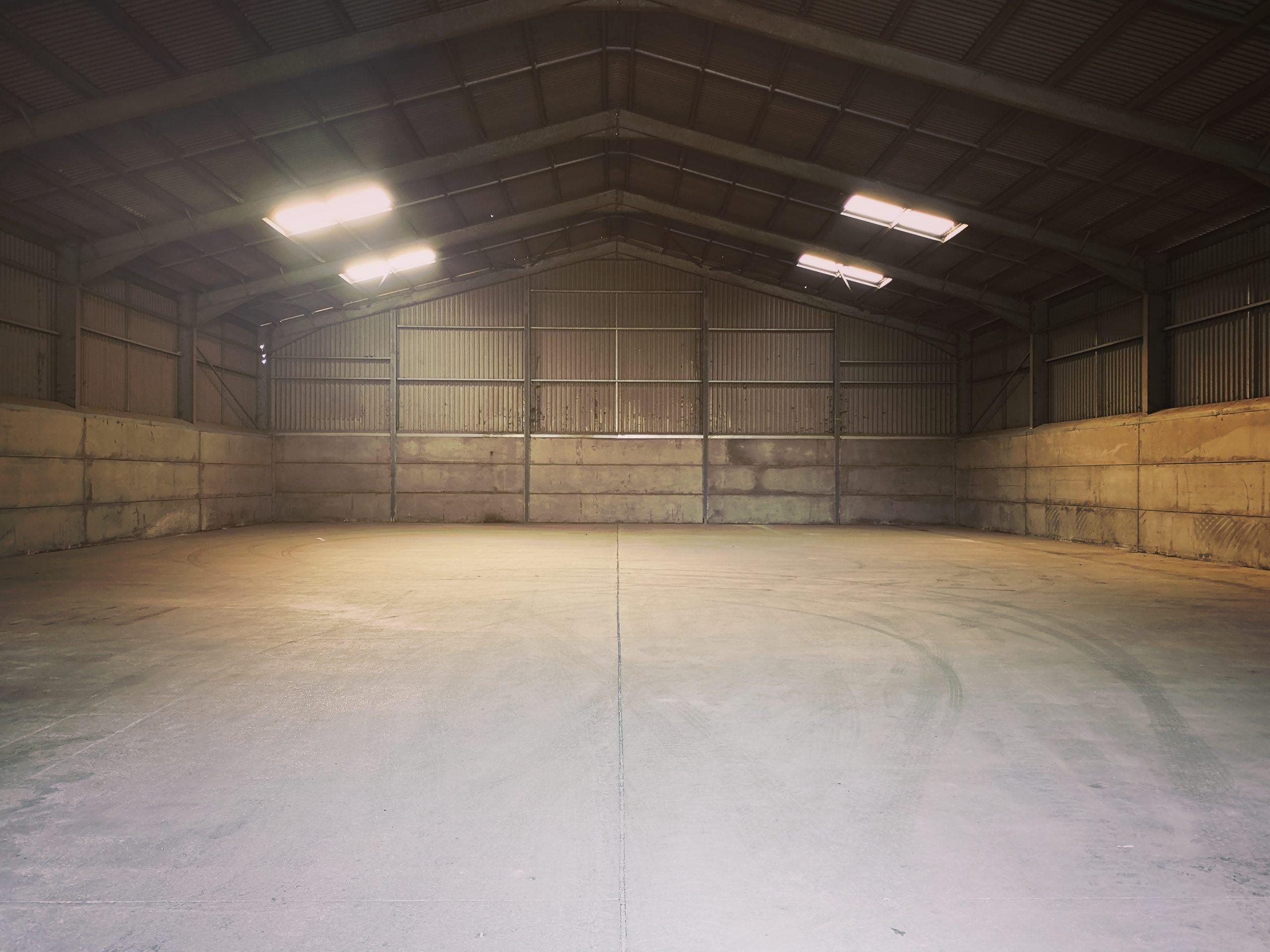 Build Space and Workshops near Pinewood