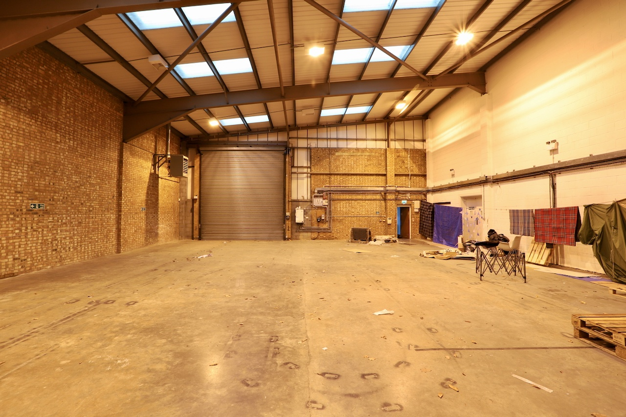 Warehouse and Office Space in Wembley