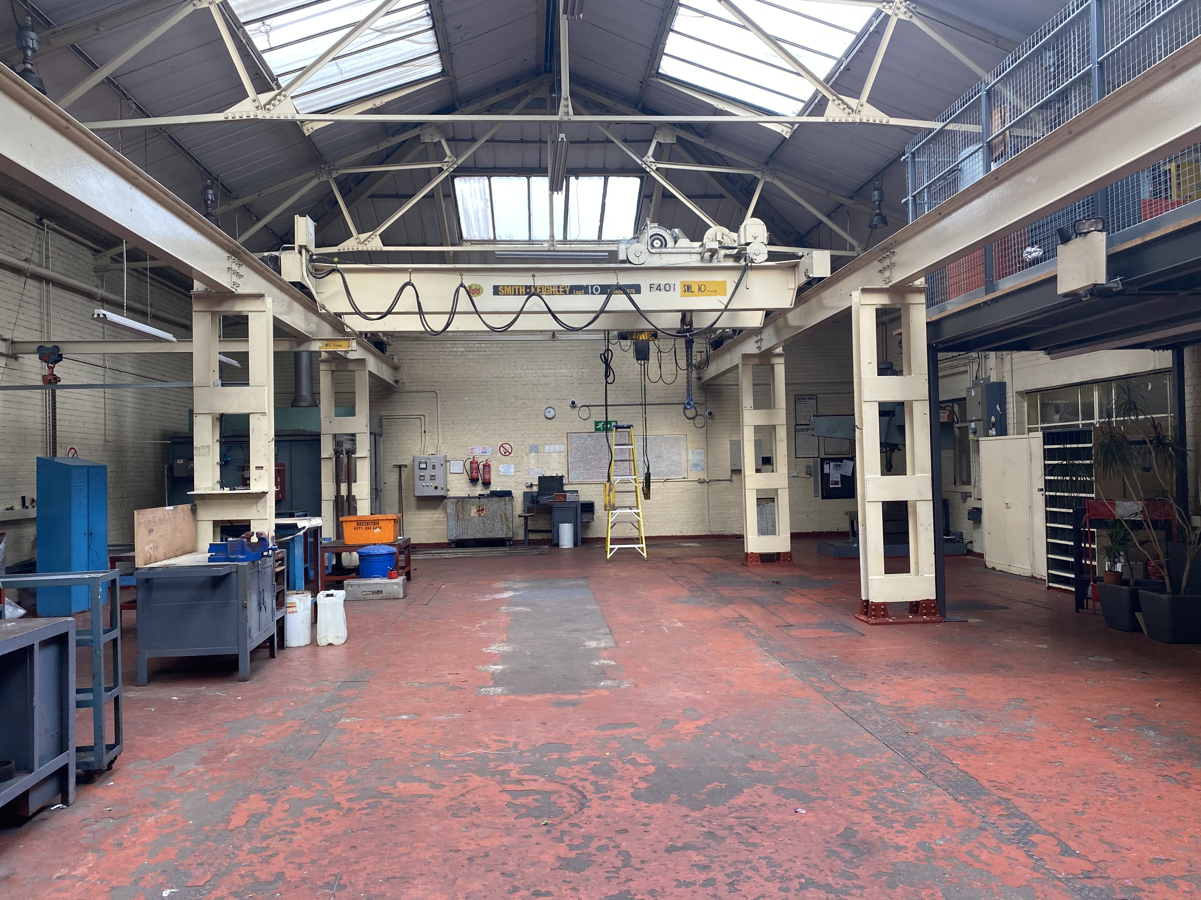 Vacant Multi Site East London